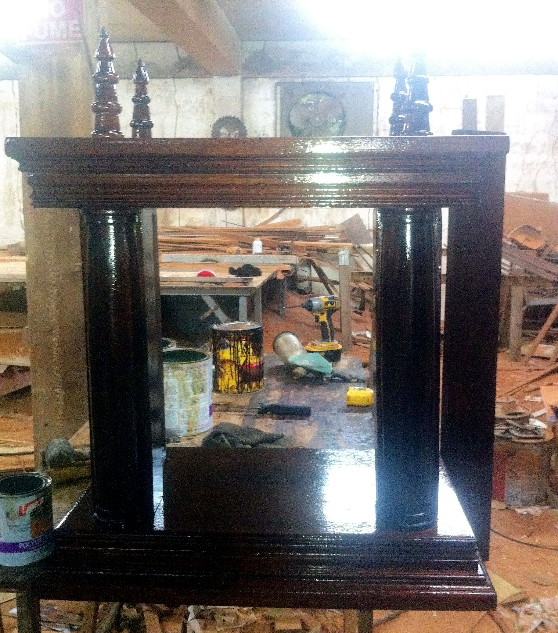 Andy artisan woodwork muebles en madera solida para for Artisan muebles